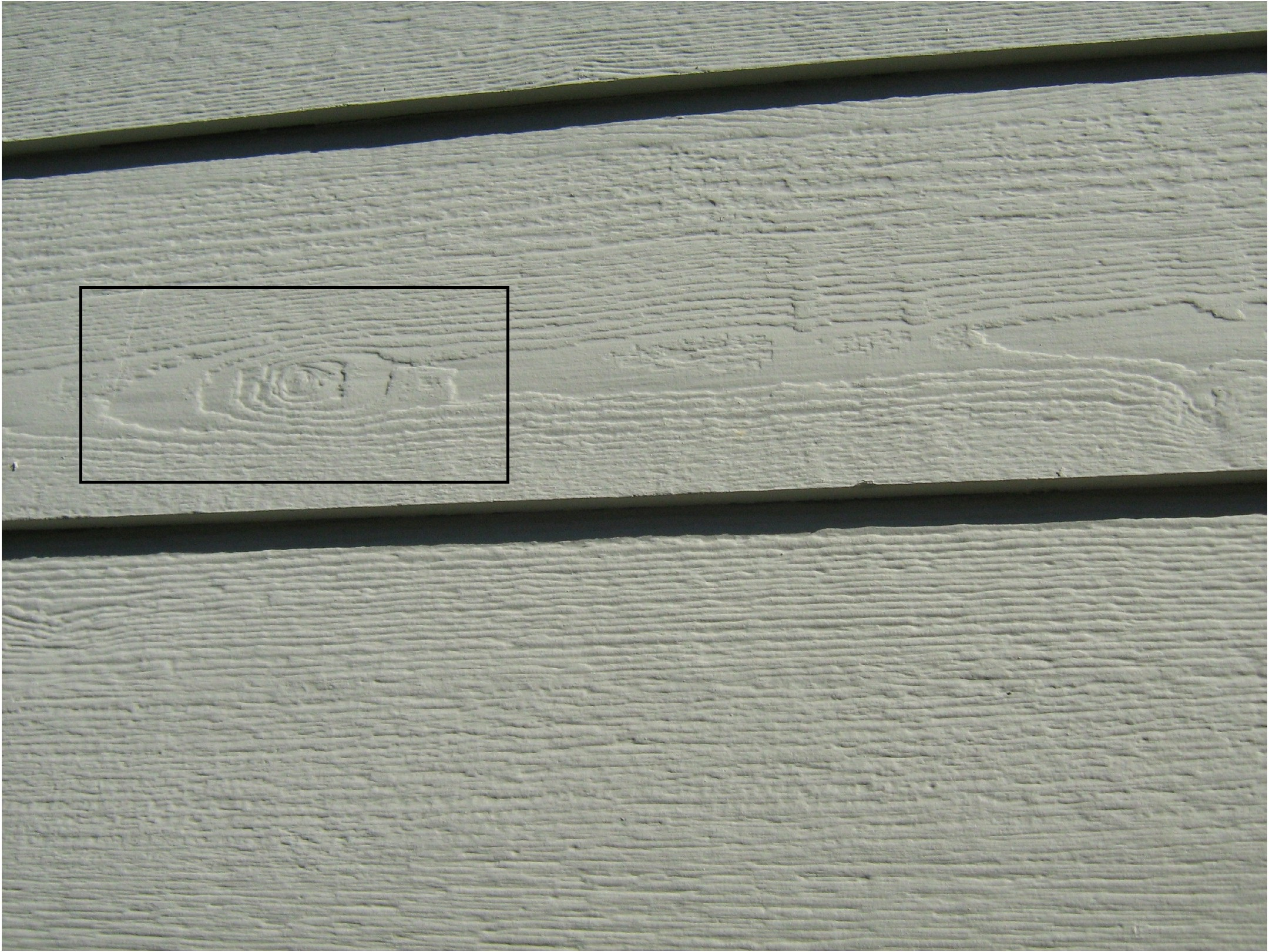 Composite Clapboard Siding : Composite siding identification by solutions inc