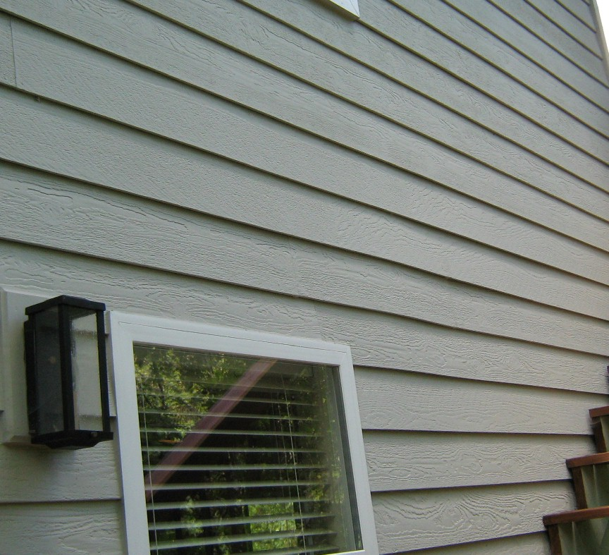 Composite siding identification by solutions inc