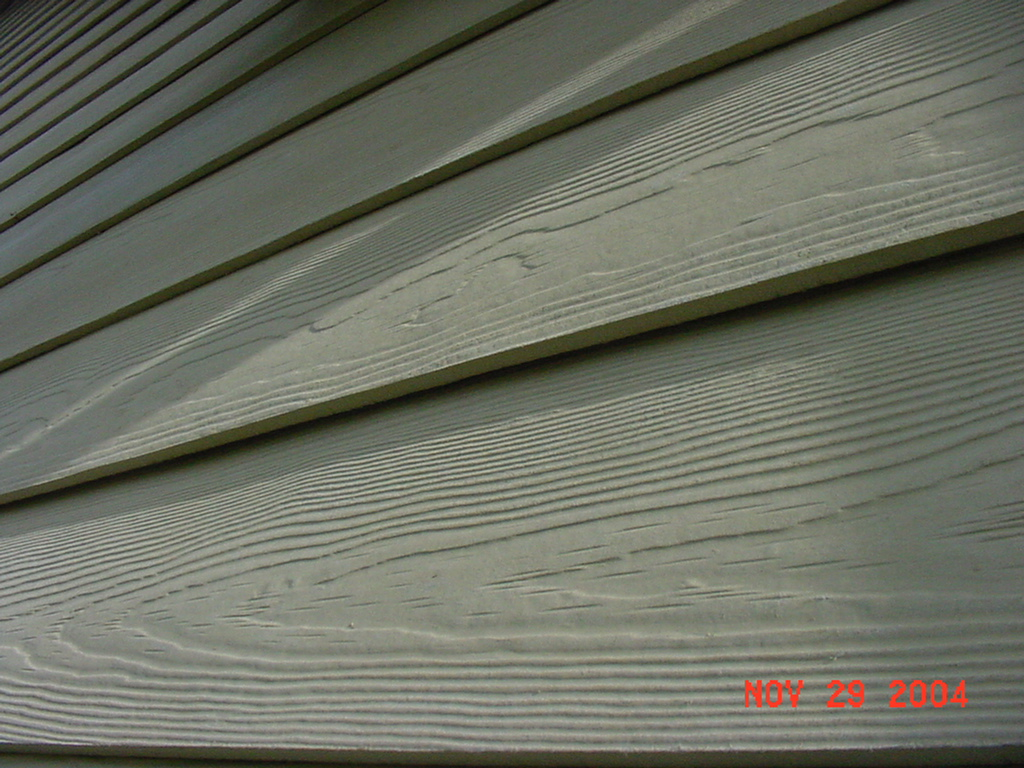 Composite Siding Identification By Siding Solutions Inc